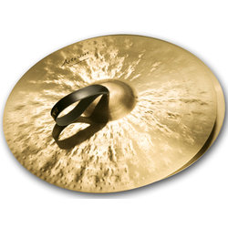 Sabian Artisan Traditional Symphonic Medium Light Cymbal - 20, Brilliant