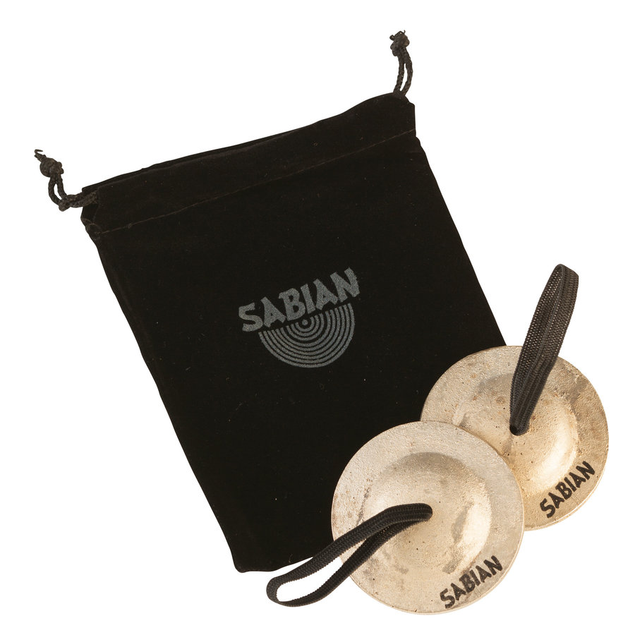 View larger image of Sabian Finger Cymbals - Heavy