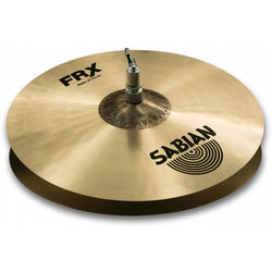 """Sabian FRX Frequency Reduced Hi-Hats - 14"""""""