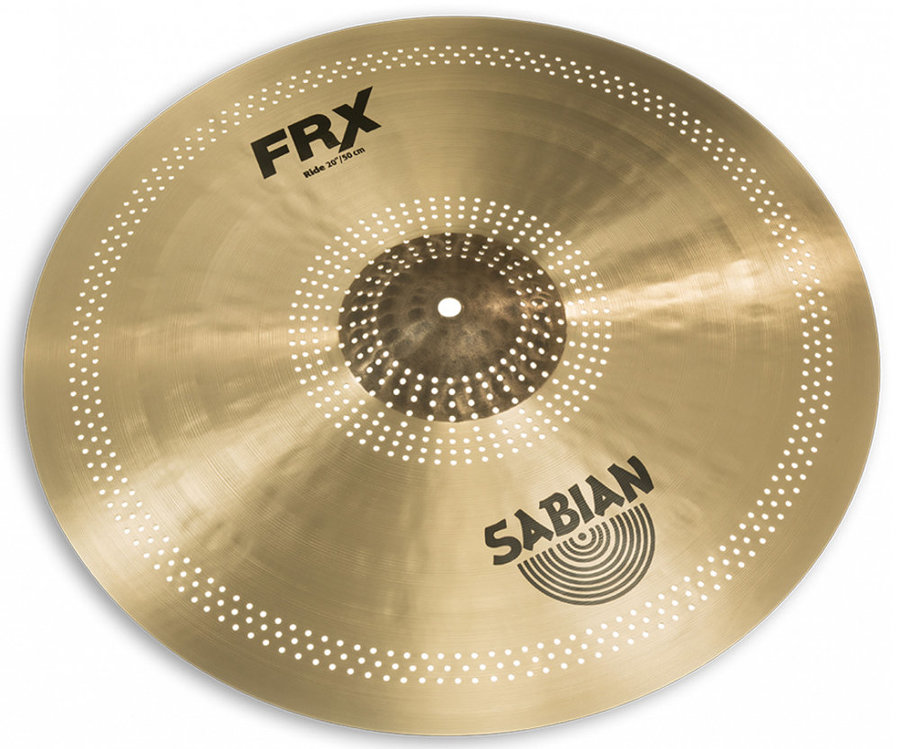 """View larger image of Sabian FRX Frequency Reduced Ride Cymbal - 20"""""""