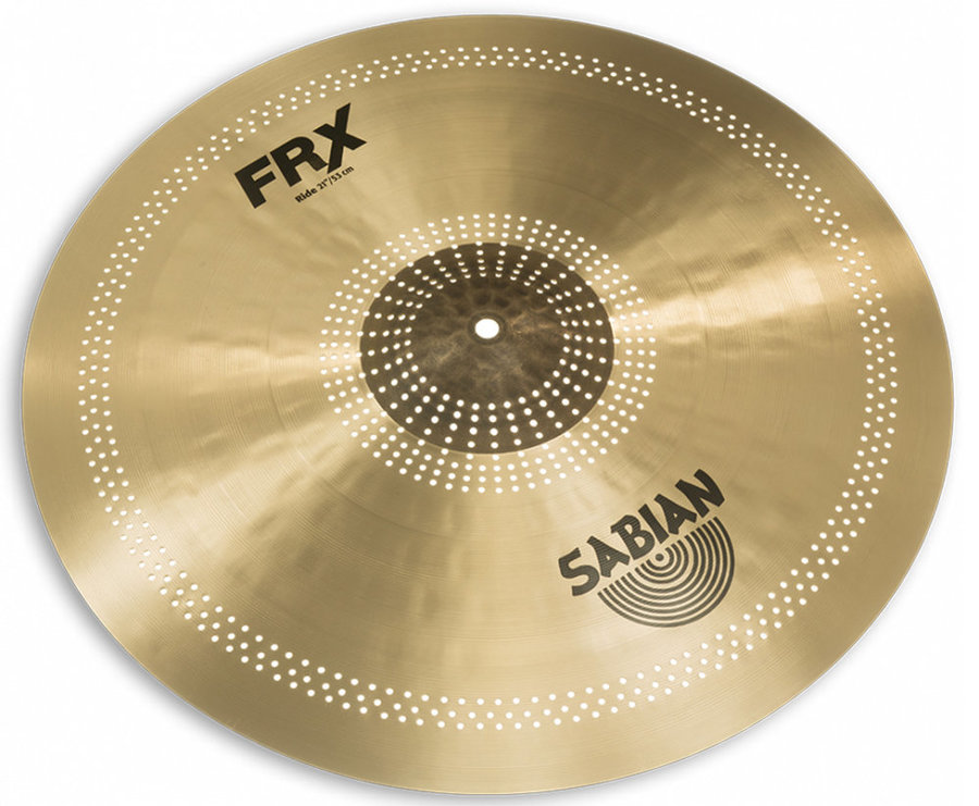 View larger image of Sabian FRX Frequency Reduced 21 Ride Cymbal