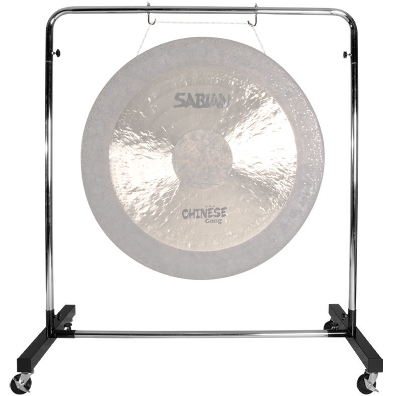 View larger image of Sabian Gong Stand with Wheels - Large