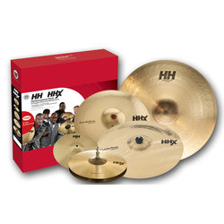 Sabian HH HH/HHX Praise and Worship Cymbal Pack