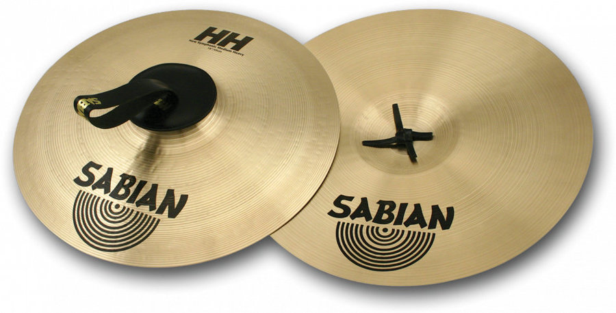 View larger image of Sabian HH New Symphonic Medium Heavy Cymbal - 18, Brilliant