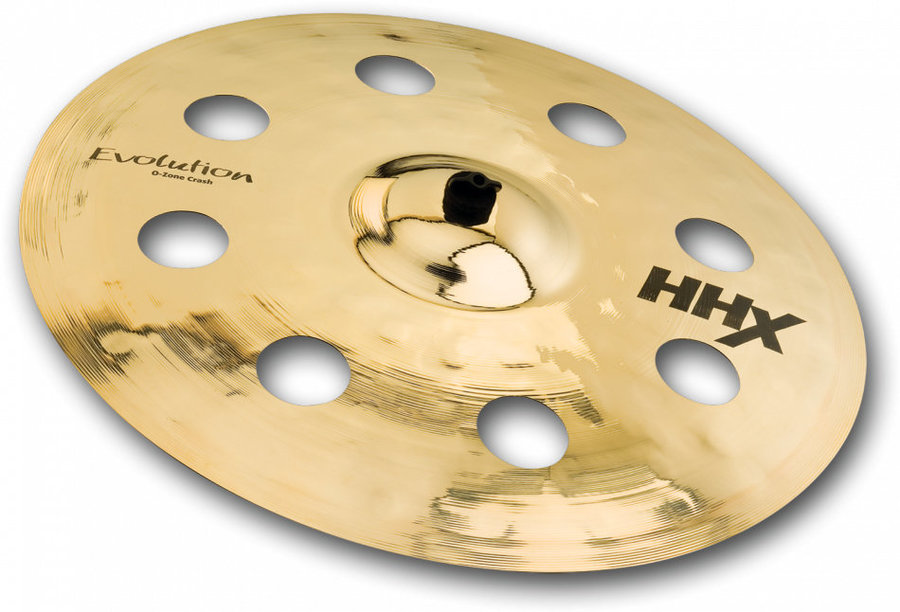 View larger image of Sabian HHX Evolution O-Zone Crash Cymbal - 16