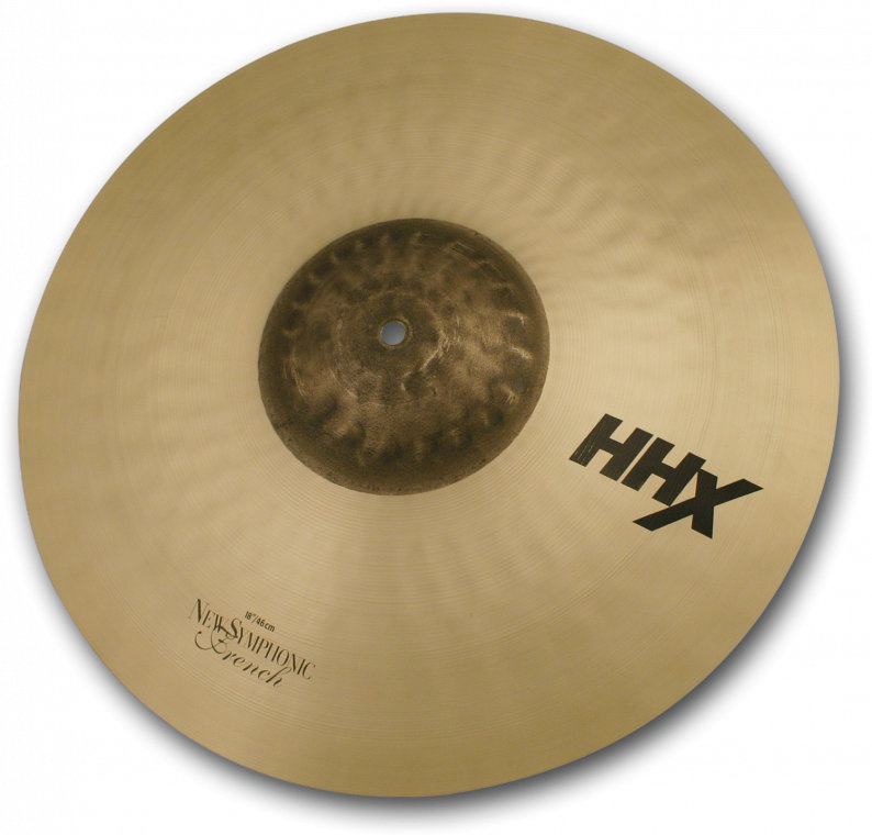 View larger image of Sabian HHX New Symphonic French Cymbal - 18, Brilliant