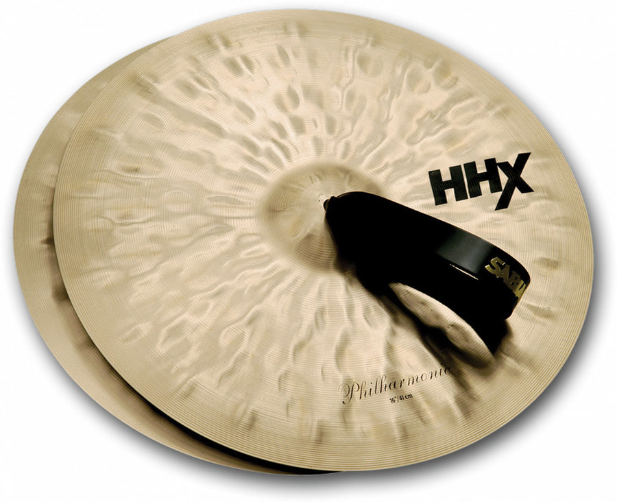 View larger image of Sabian HHX Philharmonic Cymbal - 18. Brilliant