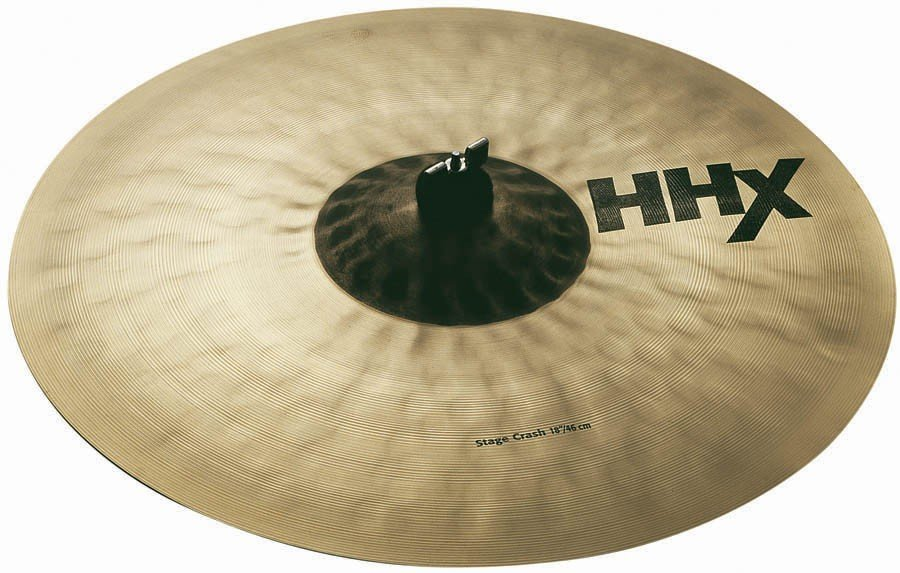 View larger image of Sabian HHX Stage Crash Cymbal - 18