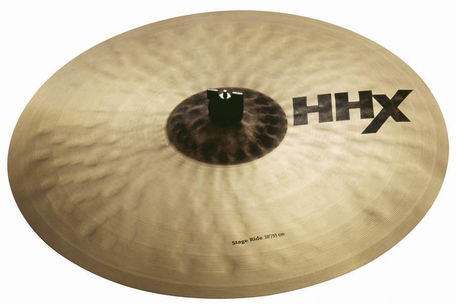View larger image of Sabian HHX Stage Ride Cymbal - 20