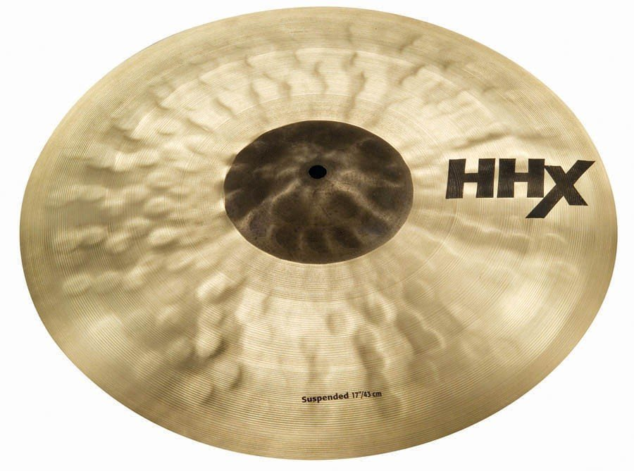 View larger image of Sabian HHX Suspended Cymbal - 17