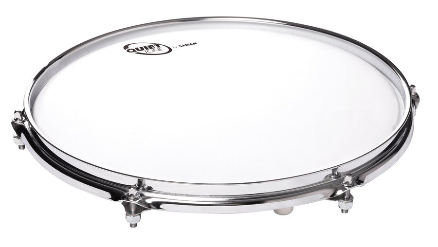 View larger image of Sabian Quiet Tone Classic Practice Pad for Snare - 14