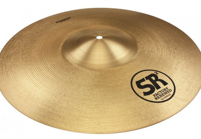 View larger image of Sabian SR2 Splash Cymbal - 11, Thin