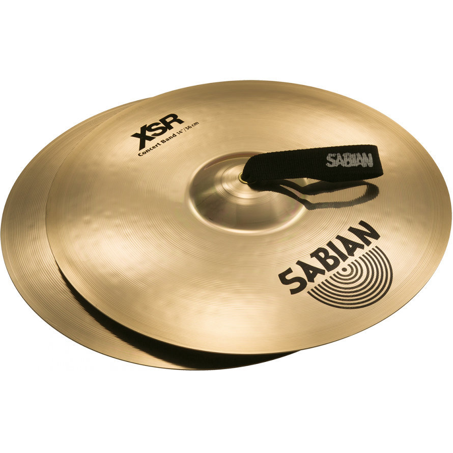 View larger image of Sabian XSR Concert Band Cymbal - 14