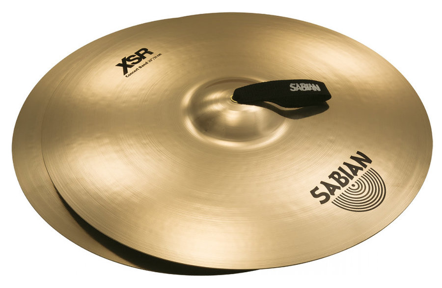 View larger image of Sabian XSR Concert Band Cymbal - 20