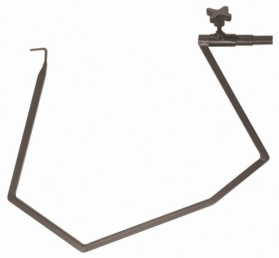 View larger image of Sabien 61111NP Gooseneck Orchestral Cymbal Stand