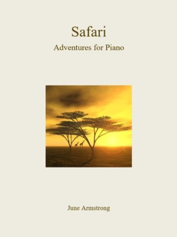 View larger image of Safari (Armstrong) - Piano Solo