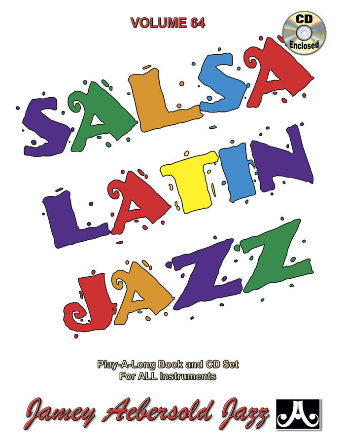 View larger image of Salsa / Latin Jazz with CD - Volume 64