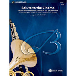 Salute to the Cinema - Score & Parts, Grade 3