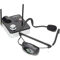 Samson Airline 99m AH9 Fitness Wireless Headset System - K Band