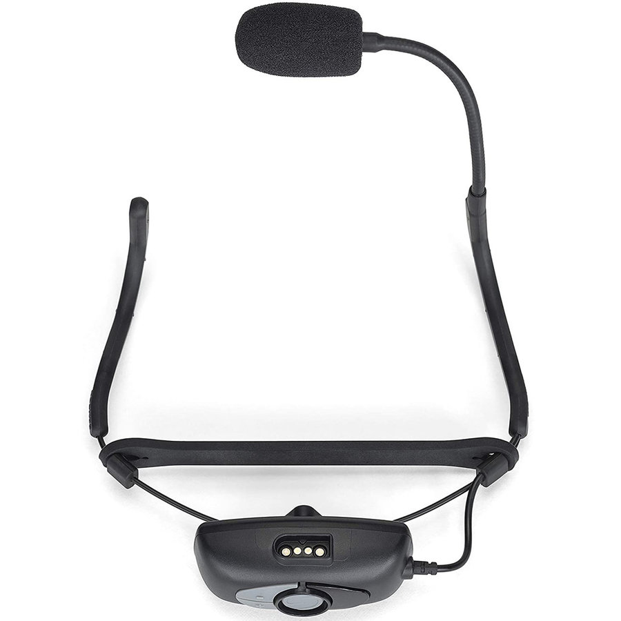 View larger image of Samson Airline 99m AH9 Fitness Wireless Headset System - K Band