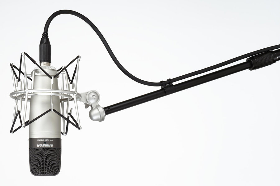 View larger image of Samson C01 Condenser Microphone