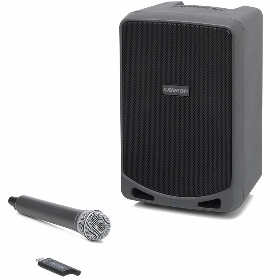 View larger image of Samson Expedition XP106w Portable PA System