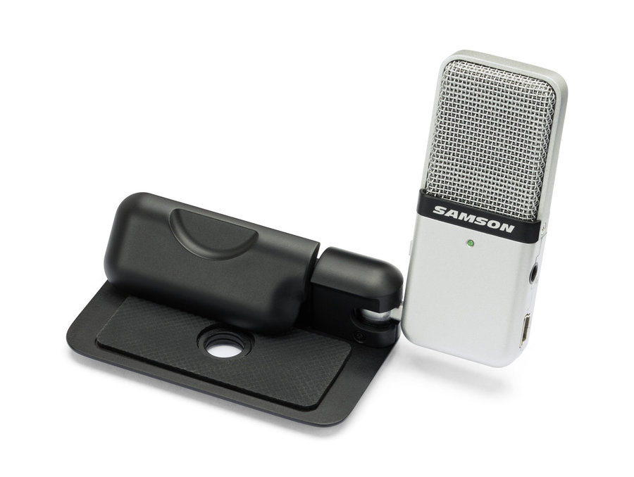 View larger image of Samson Go Mic Portable USB Condenser Microphone