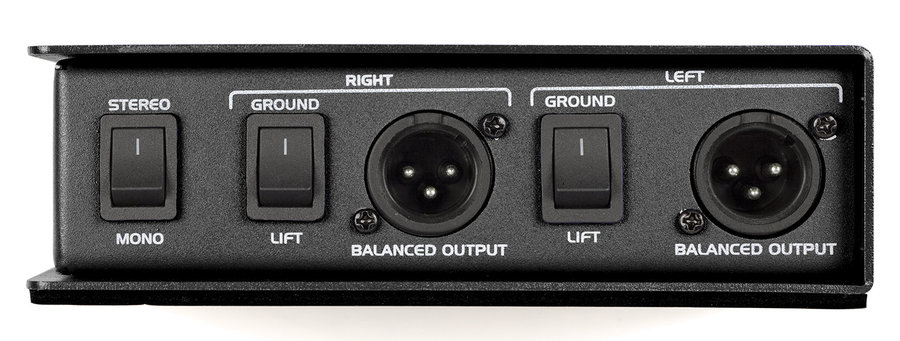 View larger image of Samson MD2 Pro Stereo Passive Direct Box