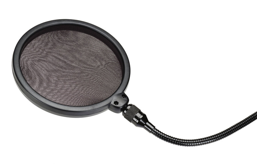 View larger image of Samson PS01 Microphone Pop Filter