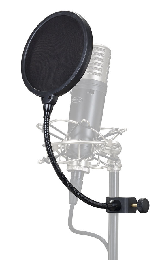 View larger image of Samson PS04 Microphone Pop Filter