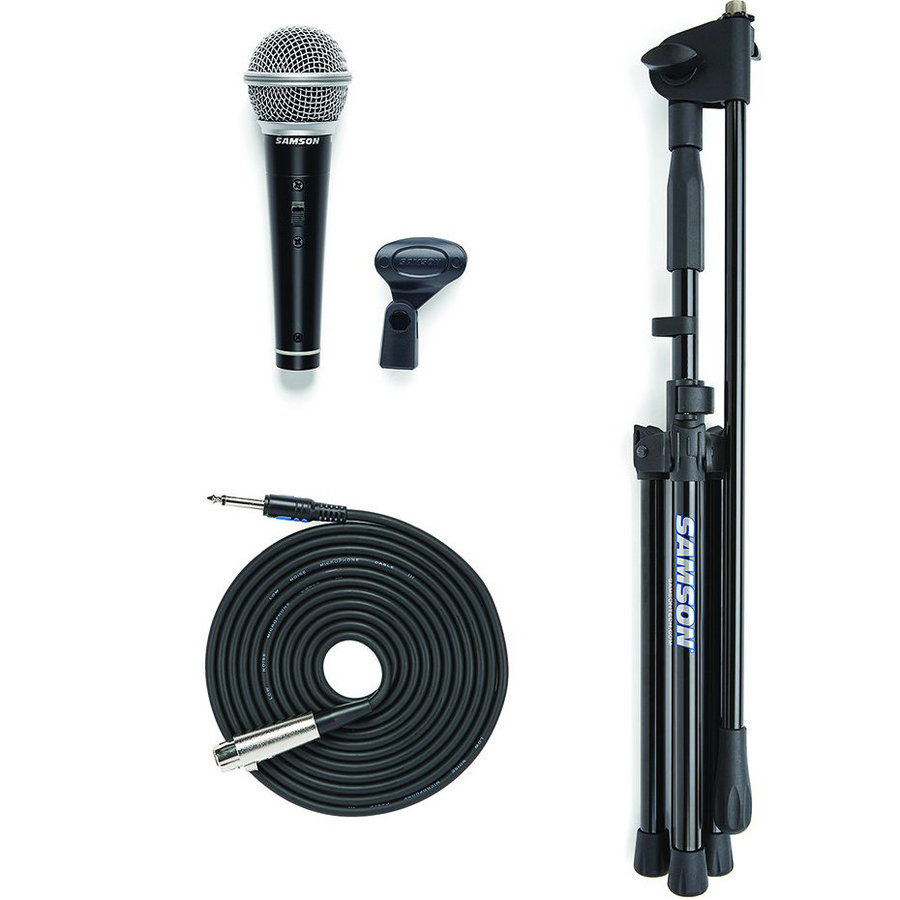 View larger image of Samson VP10CE Microphone Set