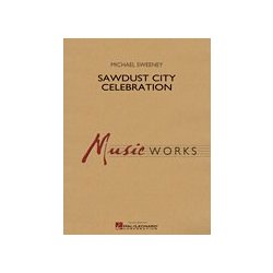 Sawdust City Celebration - Score & Parts, Grade 4
