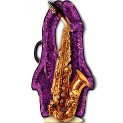 Saxophone 3D Greeting Card