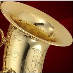 Saxophone Alto P. Mauriat System 76 GL Gold Lacquer