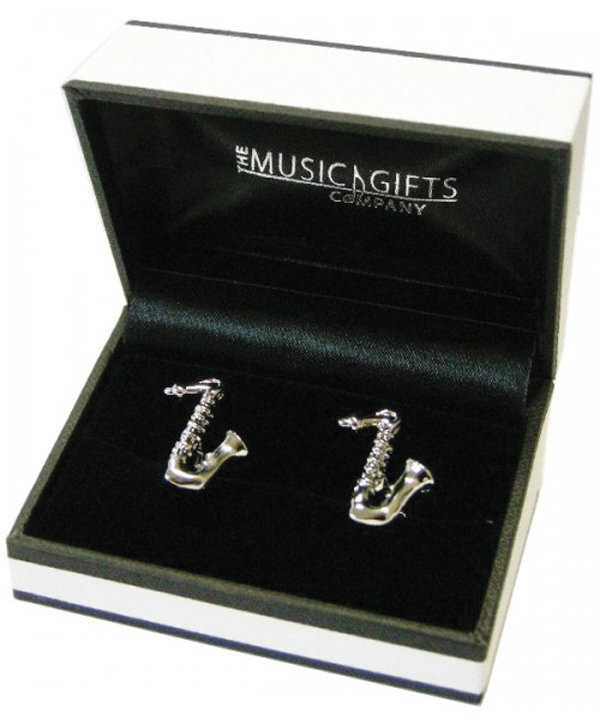 View larger image of Saxophone Cuff Links