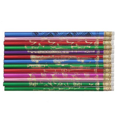 View larger image of Saxophone Luster Pencil