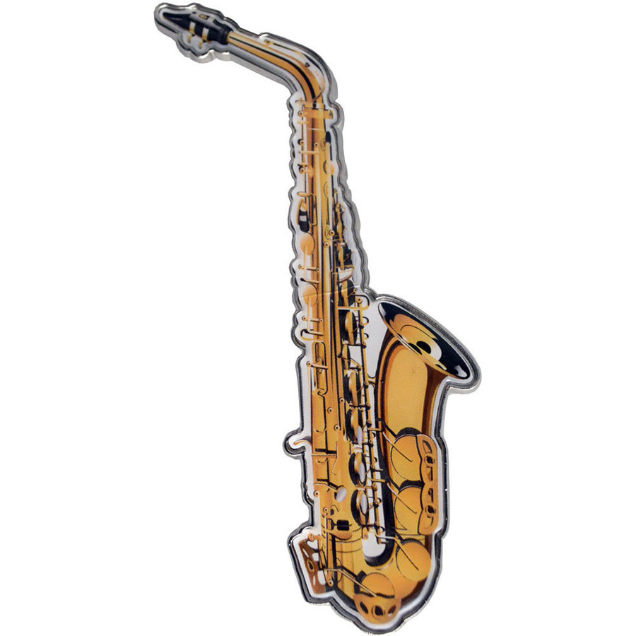 View larger image of Saxophone Magnetic Bottle Opener