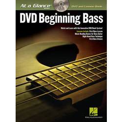 Scales & Modes for Bass - At A Glance w/DVD