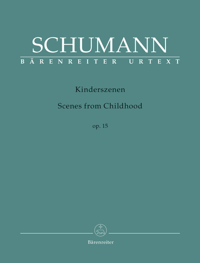 View larger image of Scenes from Childhood op. 15 - Schumann