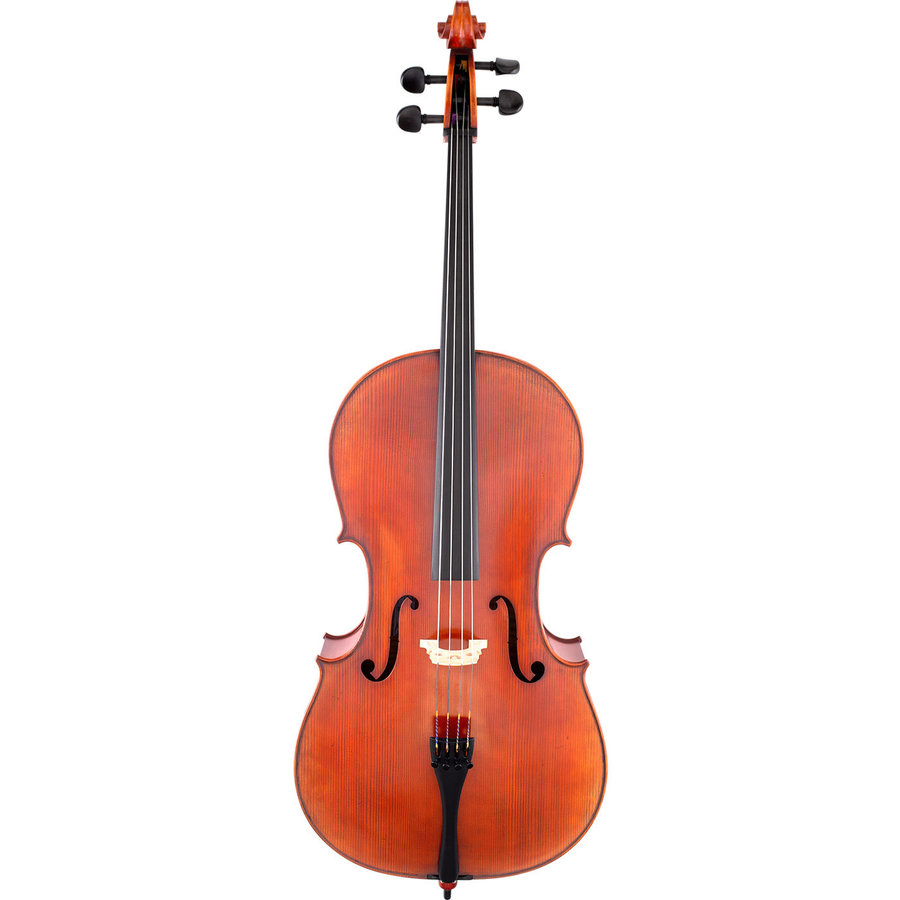 View larger image of Scherl & Roth SR75 Cello Outfit - 4/4