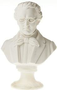 View larger image of Schubert Bust - Small, 4-1/2