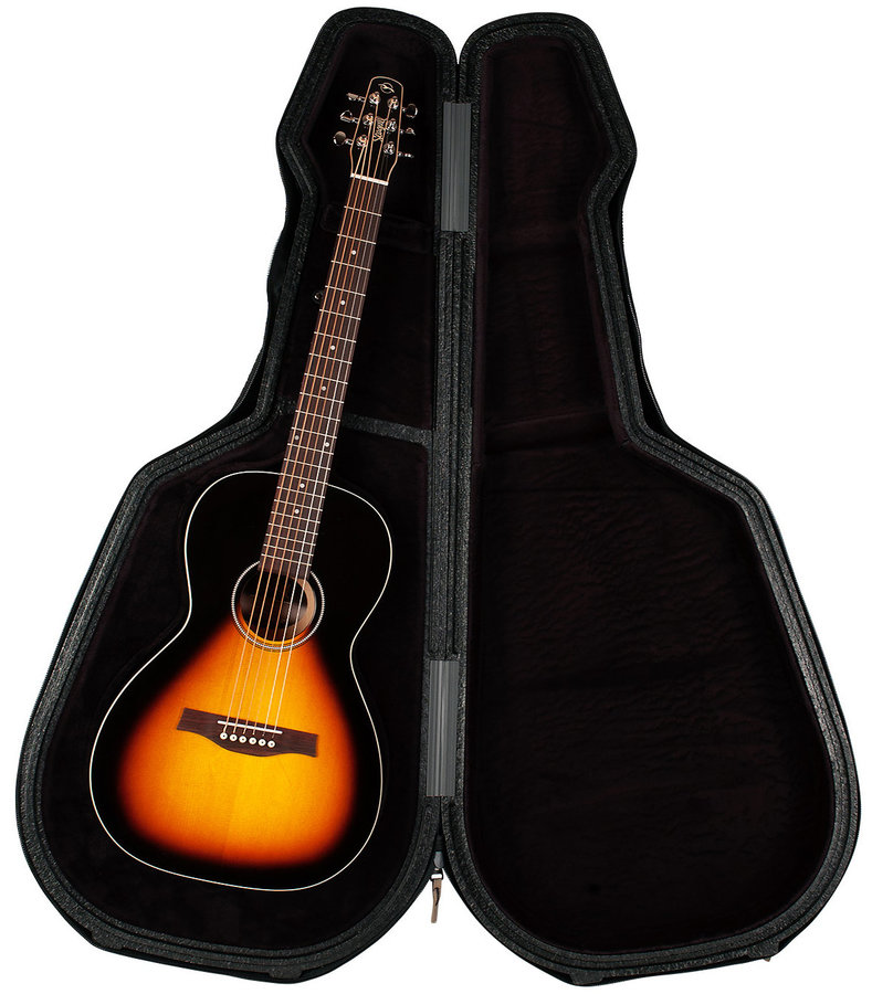 View larger image of Seagull Deluxe TRIC Case for Grand Acoustic Guitars