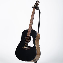 Seagull S6 Classic Acoustic-Electric Guitar - Black