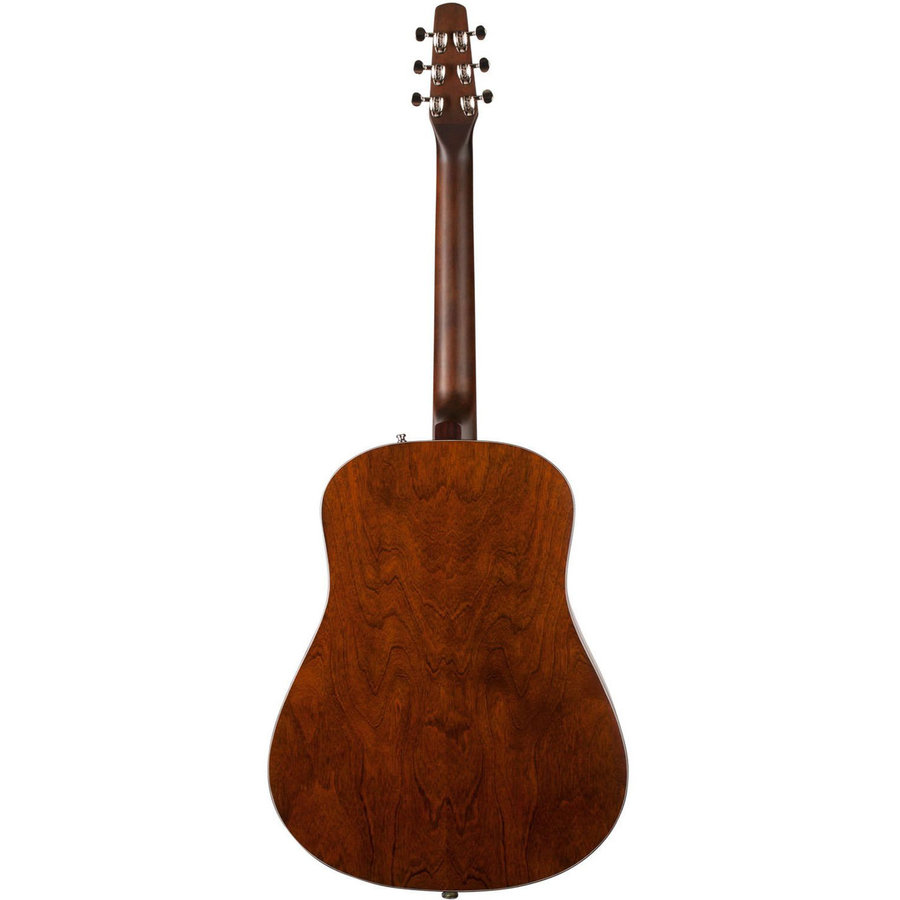View larger image of Seagull S6 Original QIT Acoustic-Electric Guitar - Left