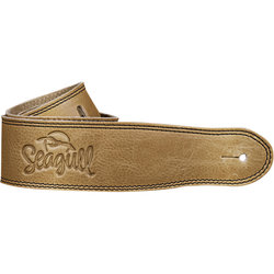 Seagull The Hollywood Series Guitar Strap - Sandcastle