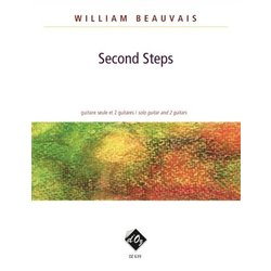 Second Steps (Beauvais) - Guitar Duet