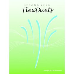 Second Year Flex Duets (Bass Clef Instruments)