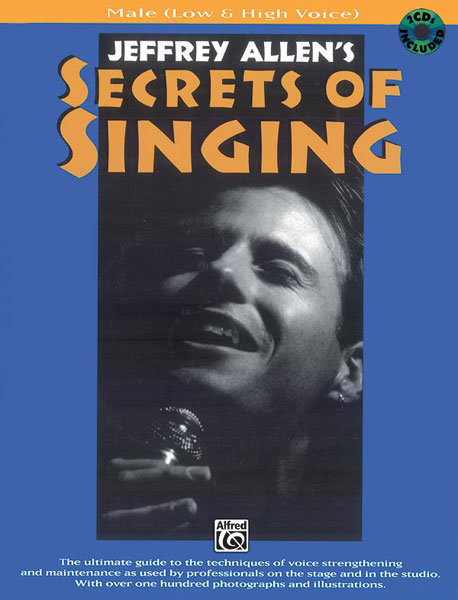 View larger image of Secrets of Singing - Male (Low & High Voice) w/2CDs