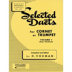 Selected Duets for Cornet/Trumpet Volume 1 - (Easy to Medium)