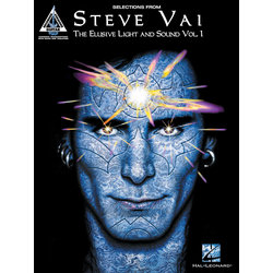 Selections from Steve Vai: The Elusive Light and Sound, Vol. 1 - Tablature